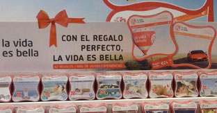 6 Campa&ntilde;a de Navidad de La Vida es Bella